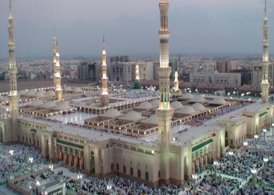 صور خلفيات المدينة المنورة Islamic Wallpapers Madina Mosque - صور خلفيات عالية الدقة HD Wallpapers
