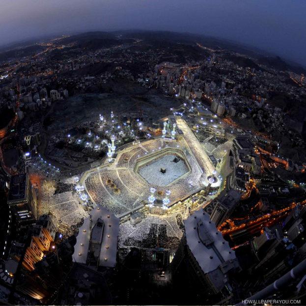 صور خلفيات مكة المكرمة Islamic Wallpapers Makkah - صور خلفيات عالية الدقة HD Wallpapers