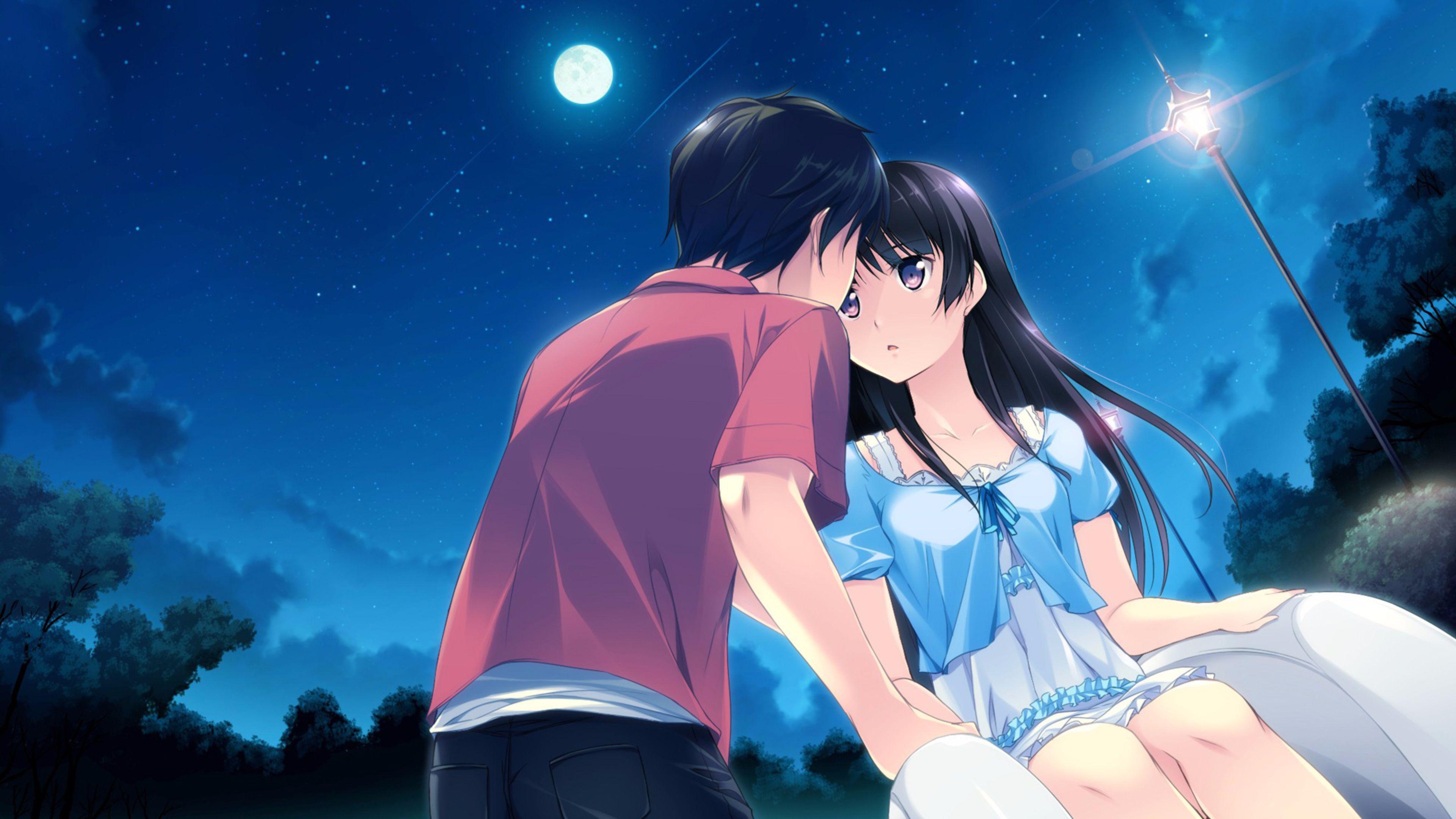 3d Love Couple Animated Hd Pictures Wallpapers: أجمل الصور خلفيات انمي رومانسية