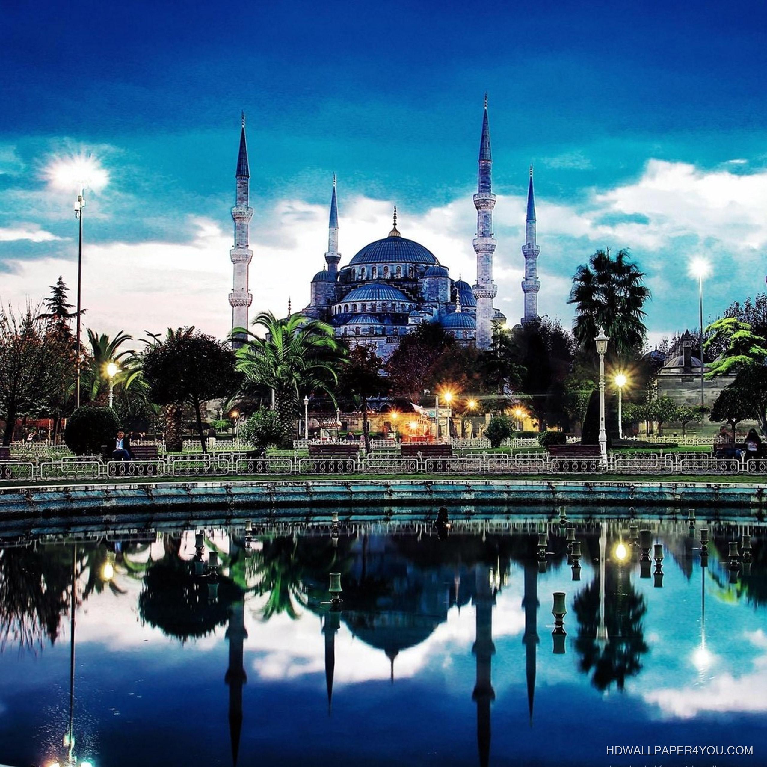 خلفيات إسلامية ايفون ايباد واندرويد جلاكسي Islamic