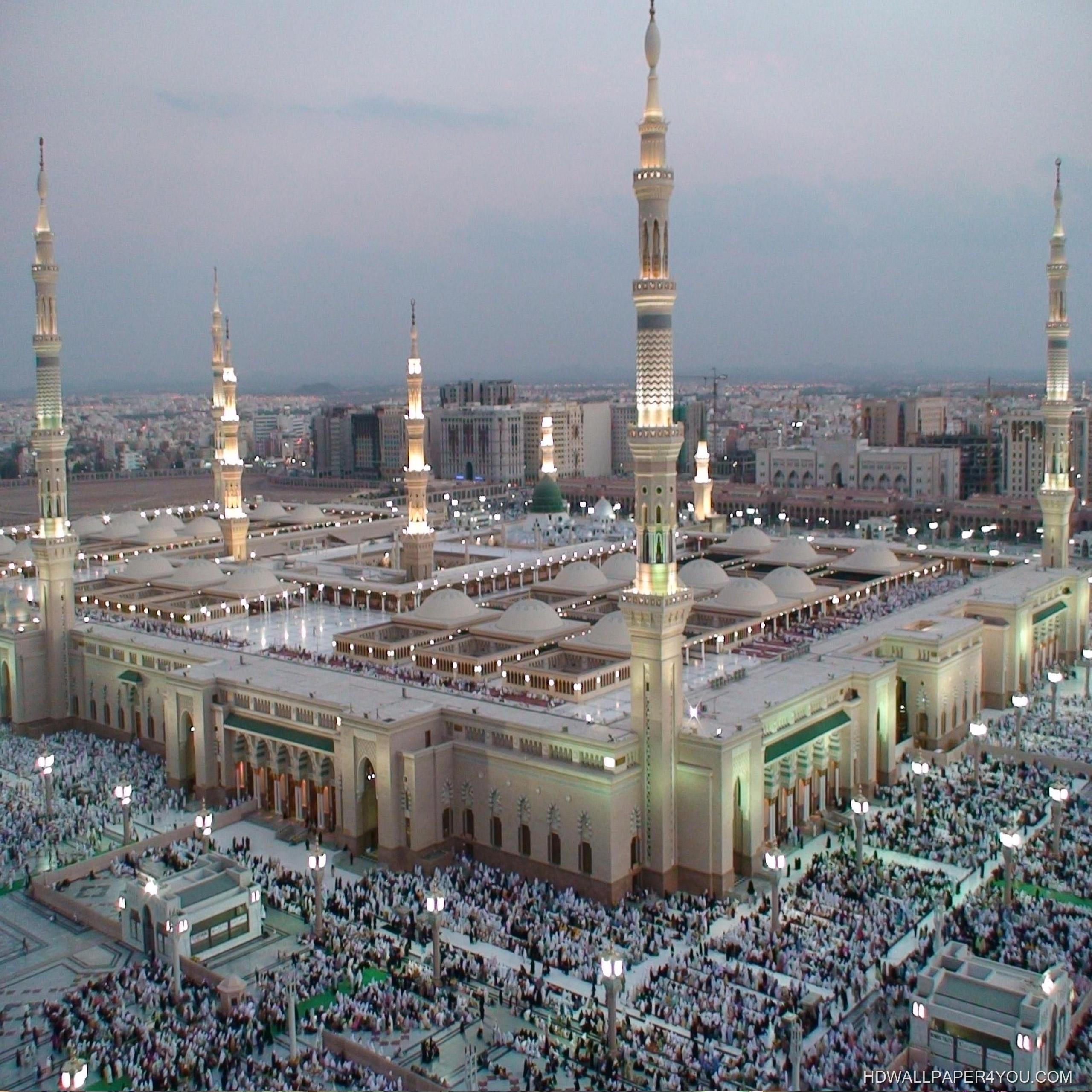صور خلفيات المدينة المنورة Islamic Wallpapers Madina Mosque صور خلفيات عالية الدقة Hd Wallpapers