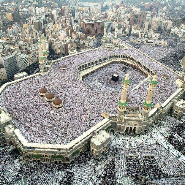 صورة خلفية إسلامية من مكة المكرمة Islamic Wallpapers - صور خلفيات عالية الدقة HD Wallpapers